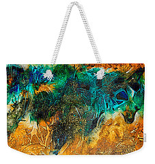 The Bull By Sharon Cummings Weekender Tote Bag
