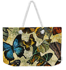 The Butterfly Collection #1 Weekender Tote Bag
