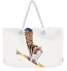 The Calico Cat That Walked By Himself Weekender Tote Bag