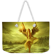 The Calling Weekender Tote Bag by Ester  Rogers