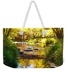 The Calm Side Weekender Tote Bag
