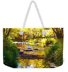 The Calm Side Weekender Tote Bag by Tiffany Erdman