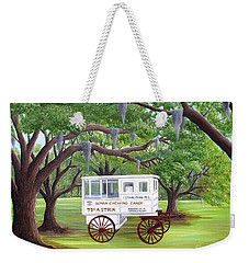 The Candy Cart Weekender Tote Bag