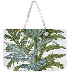 The Cardoon, From The Hortus Weekender Tote Bag