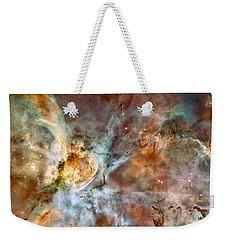 The Carina Nebula Weekender Tote Bag by Nasa