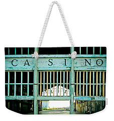 The Casino Weekender Tote Bag