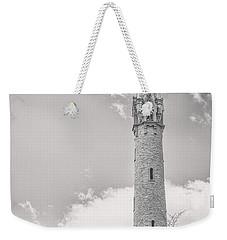 The Castle Tower Weekender Tote Bag