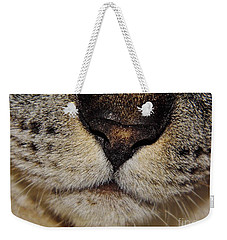 The - Cat - Nose Weekender Tote Bag