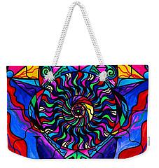 The Catalyst Weekender Tote Bag