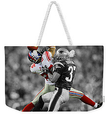 The Catch Weekender Tote Bag by Brian Reaves