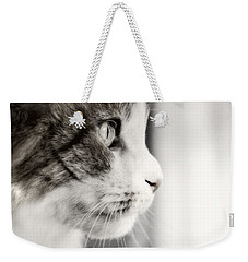 The Cat's Meow Weekender Tote Bag