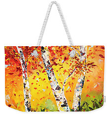 The Change Weekender Tote Bag