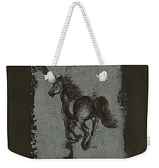 The Chase Weekender Tote Bag