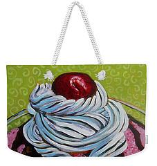 The Cherry On Top Weekender Tote Bag