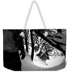 The Chute Weekender Tote Bag