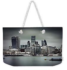 The City Of London Weekender Tote Bag