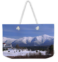 The Classic Mount Washington Hotel Shot Weekender Tote Bag