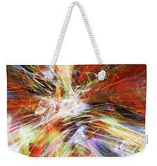The Cleansing Weekender Tote Bag by Margie Chapman