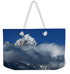 The Clearing Storm Weekender Tote Bag