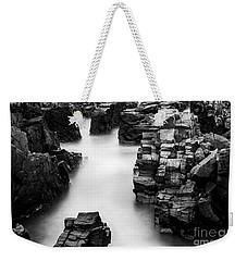 The Cliffs Weekender Tote Bag by Gunnar Orn Arnason