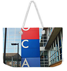 The Coca Theater Weekender Tote Bag by Kelly Awad