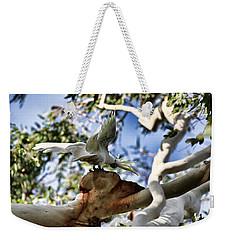 The Cockie Show Weekender Tote Bag by Douglas Barnard