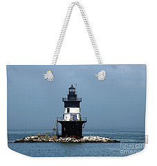 The Coffee Pot Lighthouse Weekender Tote Bag