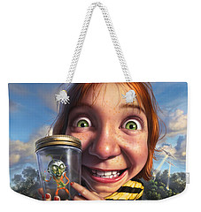 The Collector Weekender Tote Bag by Mark Fredrickson