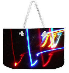 The Color Of Dance Weekender Tote Bag
