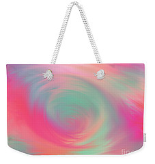 The Colours Of Love Weekender Tote Bag