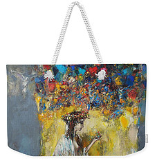 The Coming Of Spring Weekender Tote Bag