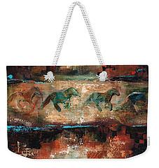 The Cookie Jar Weekender Tote Bag