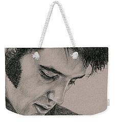 The Cool King Weekender Tote Bag