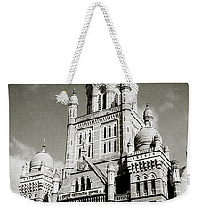 The Corporation Building Bombay Weekender Tote Bag
