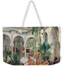 The Court Of The Harem Weekender Tote Bag