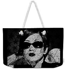 The Cracked Facade Weekender Tote Bag