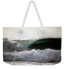 The Crash Weekender Tote Bag