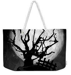 The Crooked Tree Weekender Tote Bag by Salman Ravish