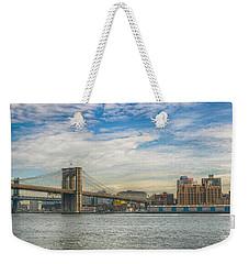 The Crossing Weekender Tote Bag
