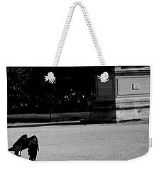 The Crow Weekender Tote Bag
