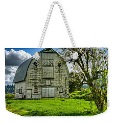 The Crying Barn Weekender Tote Bag by Spencer McDonald