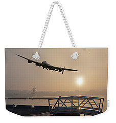 The Dambusters - Last One Home Weekender Tote Bag