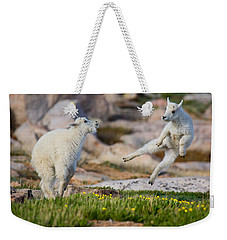 The Dance Of Joy Weekender Tote Bag