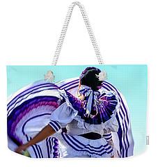 The Dancer Weekender Tote Bag by Menachem Ganon
