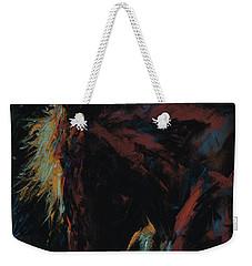 The Dark Horse Weekender Tote Bag