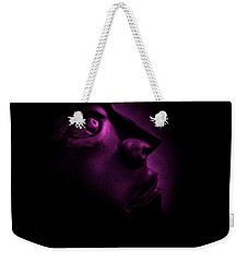 The Darkest Hour - Magenta Weekender Tote Bag