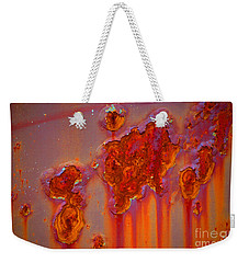 Weekender Tote Bag featuring the photograph The Darkside IIII by Christiane Hellner-OBrien