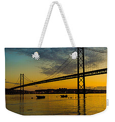 The Dawn Of Day I Weekender Tote Bag
