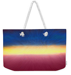 Weekender Tote Bag featuring the photograph Dawn Of Light by Kellice Swaggerty
