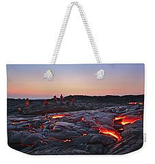 The Dawn Of Time Weekender Tote Bag